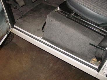 1993 Nas Defender 110 Wagon