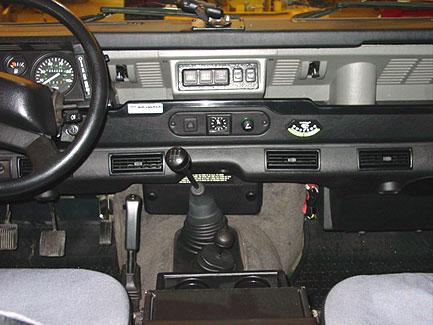 Nas 1995 Defender 90 Wagon 57 500