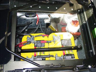 Land Rover Defender Front Rubber Mats Land Rover Defender