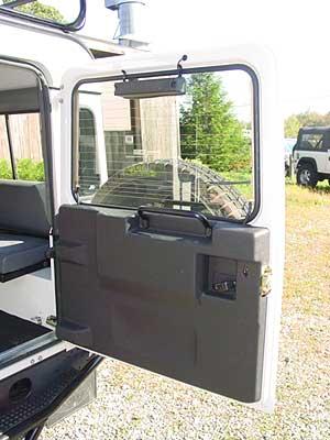 Defender Td5 Door Hinges Land Rover Defender As We Know It