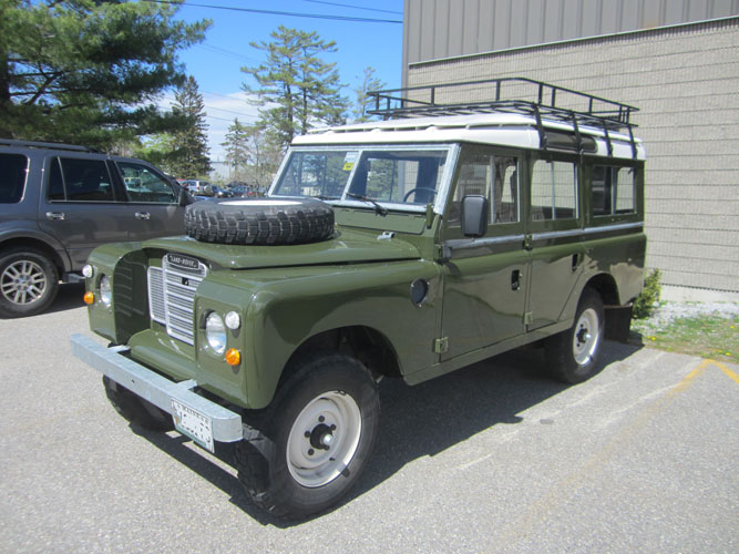 Series III 109 Wagon