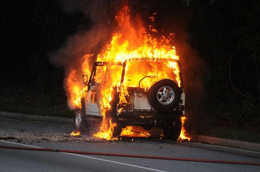 Land Rover Defender Usa >> NAS Defender oil line upgrade