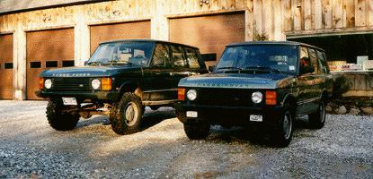 Range Rover Lifted >> Kick Butt Range Rover